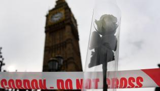 Po zamachu w Londynie