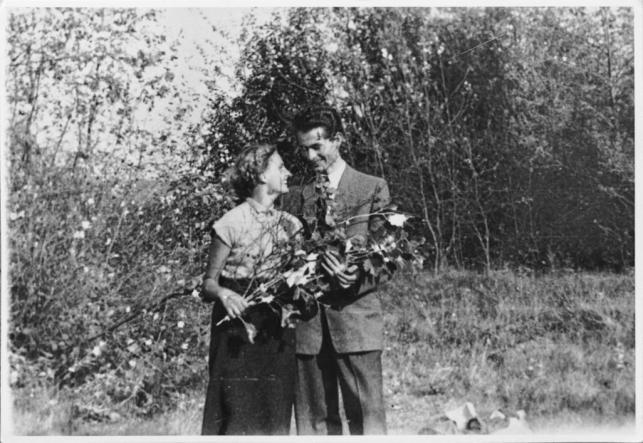 Wacława i Wiesław Myśliwscy
