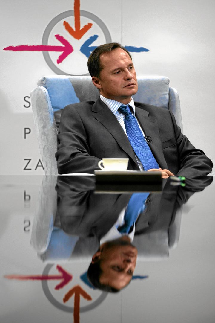 Robert Kowalewski/Agencja Gazeta - Leszek Czarnecki