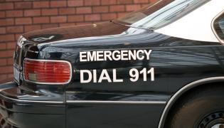 amerykańska policja, radiowóz, policja