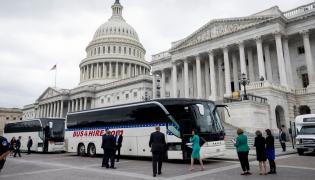 Wyjazd senatorów do Białego Domu