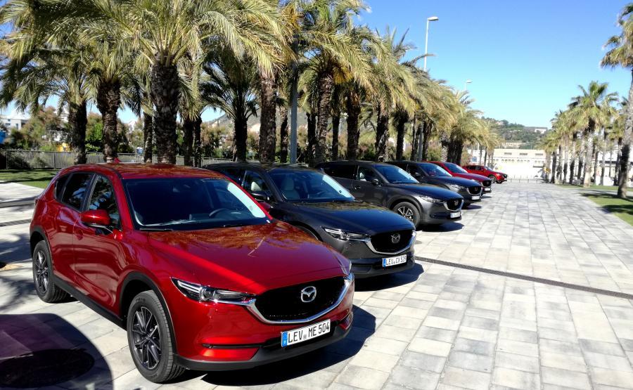 Mazda CX-5. W przyszłości także z napędem zelektryfikowanym?