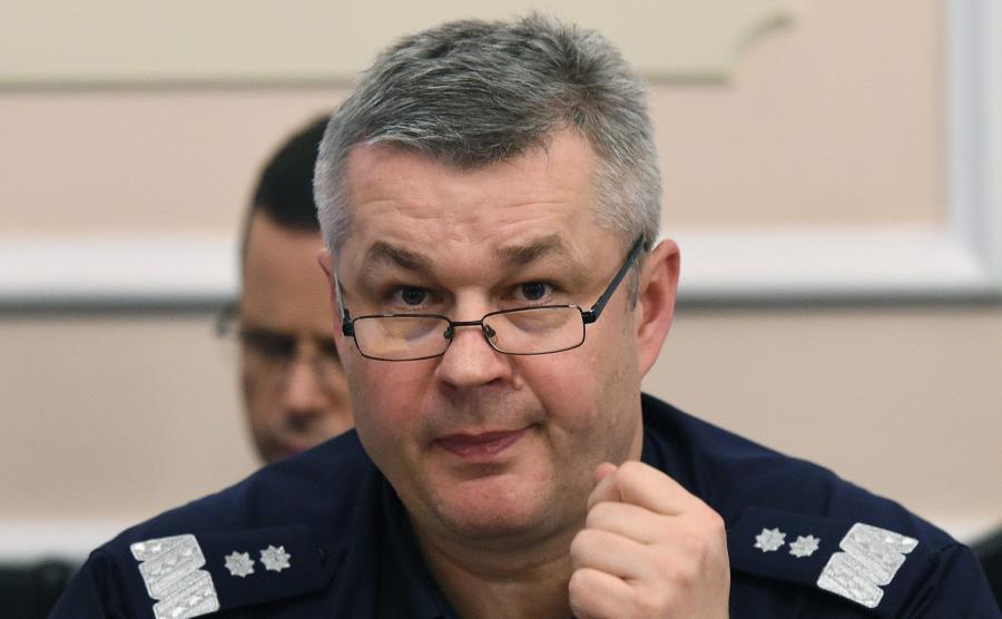 generał Marek Działoszyński