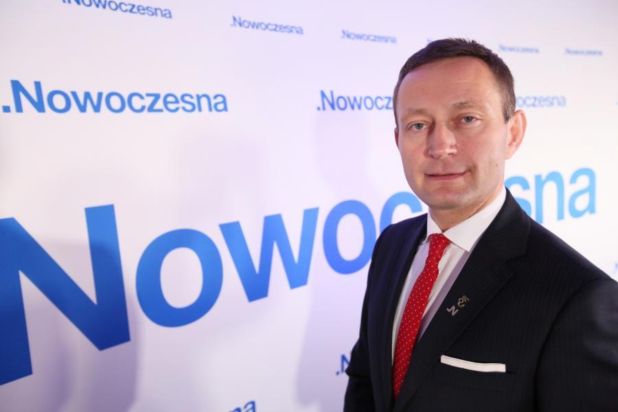 Paweł Rabiej Nowoczesna
