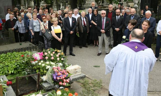 Pogrzeb wdowy po generale Jaruzelskim. Nie spoczęła obok męża