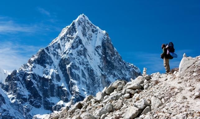 Kami Rita chce pobić rekord wejść na Mount Everest