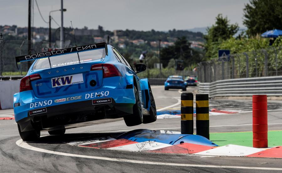 Volvo i Polestar współpracowały ze sobą w sporcie motorowym