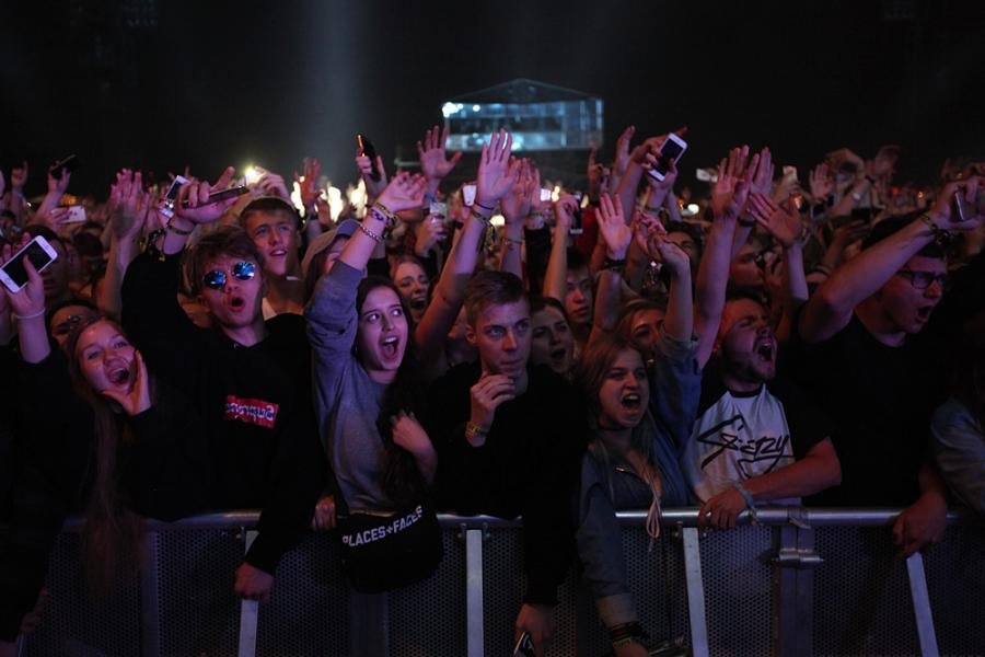 G-Eazy na Open'er Festival 2017; 29.06.2017