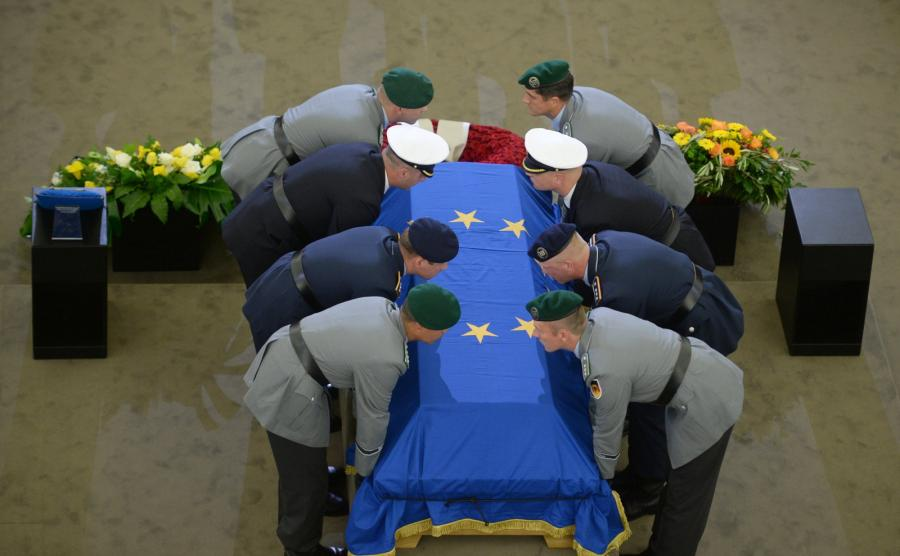Pogrzeb Helmuta Kohla