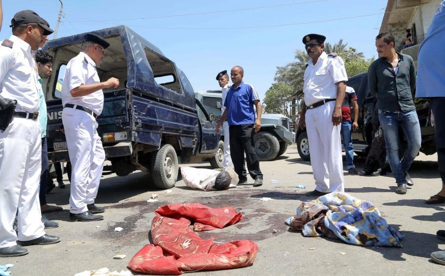 Atak w Egipcie