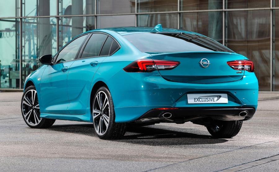 Insignia à la Opel Exclusive