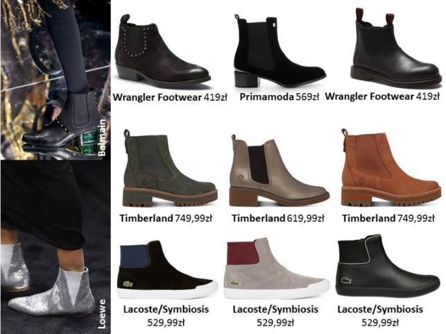8fff473aa52ec Jakie buty będziemy nosić tej jesieni? PRZEGLĄD trendów na nowy ...