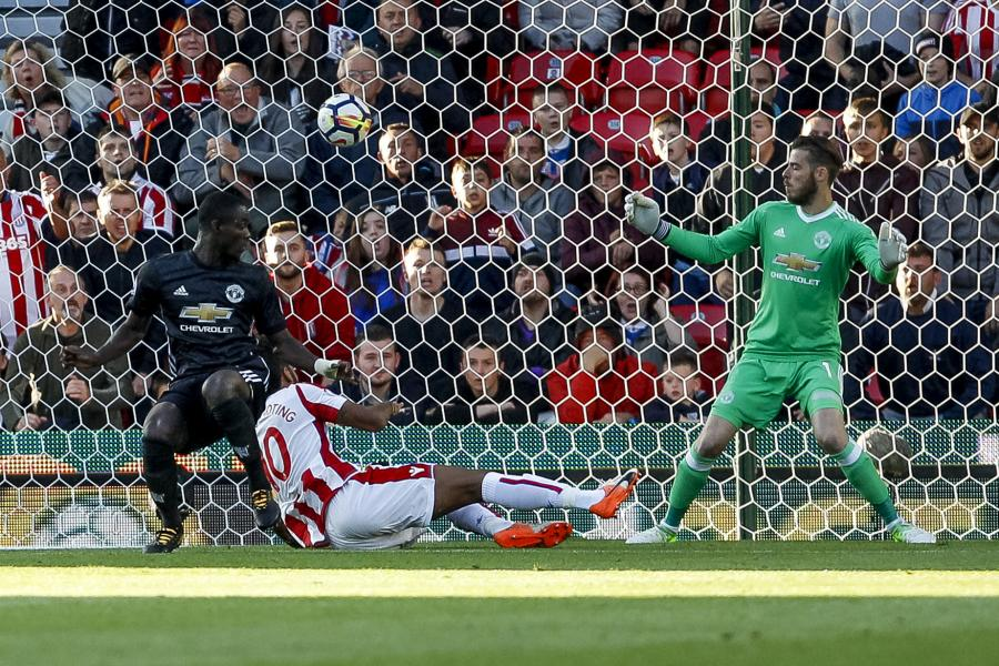 Stoke City - Manchester United