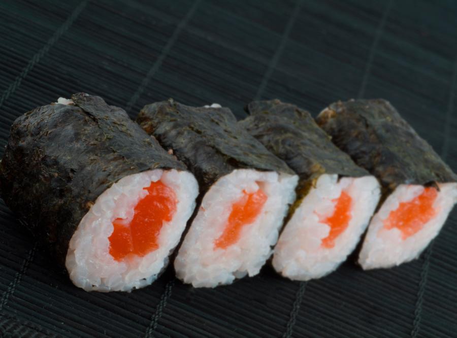 Najlepsze sushi z własnej kuchni