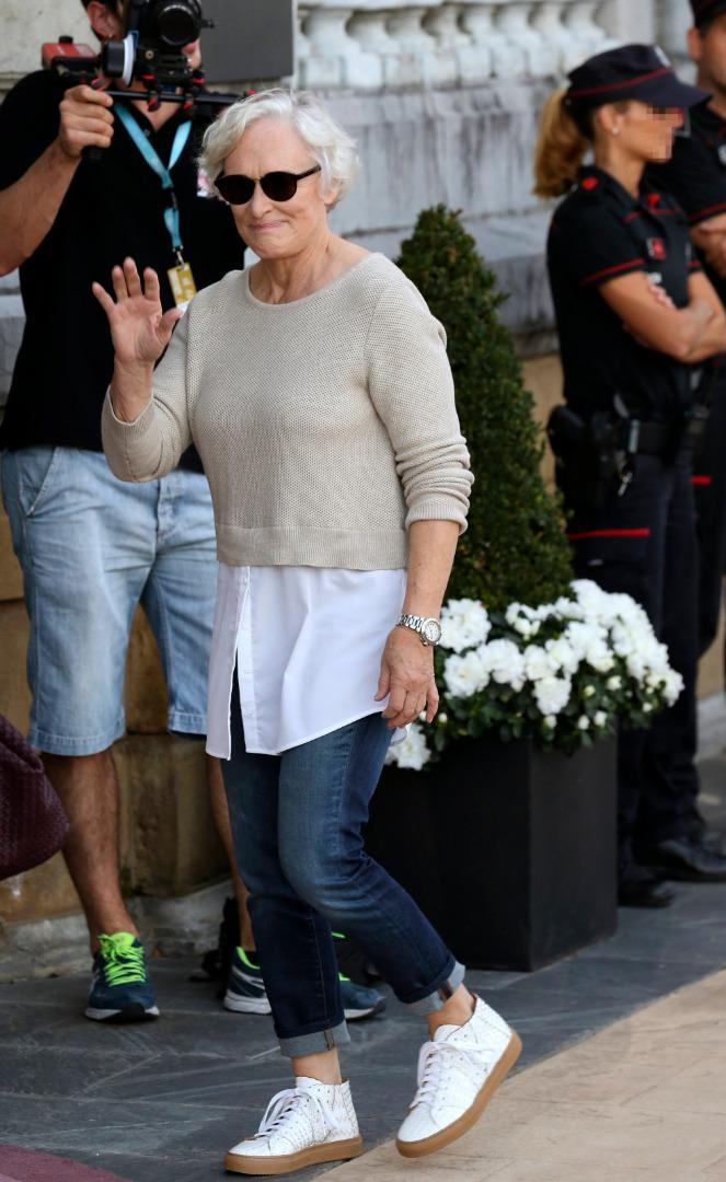 Aktorka Glenn Close
