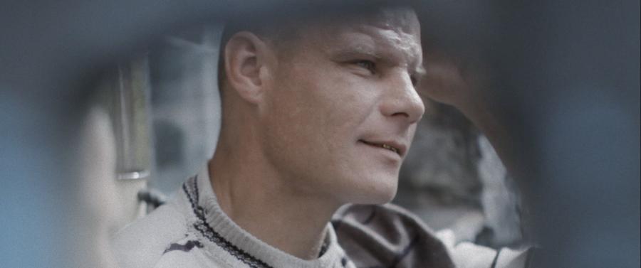 Kadr z filmju dokumentalnego \