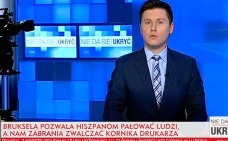 Pasek TVP Info (screen)