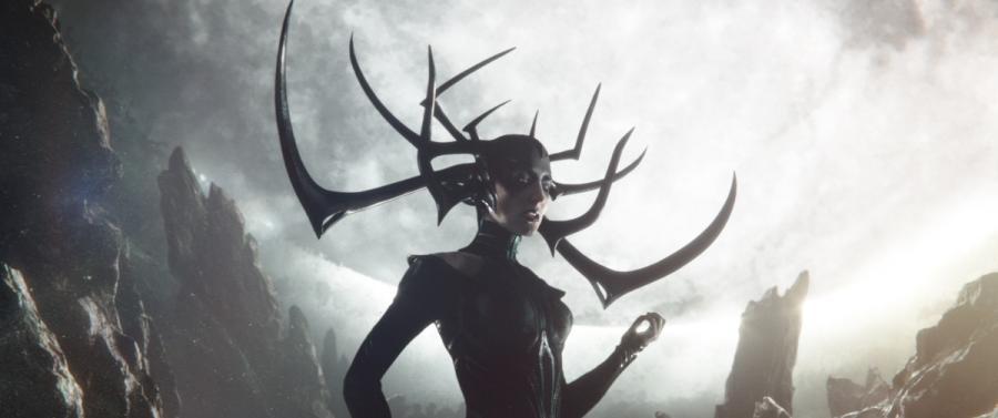 """Cate Balnchett w filmie """"Thor: Ragnarok"""". Polska premiera 25 października 2017 roku"""