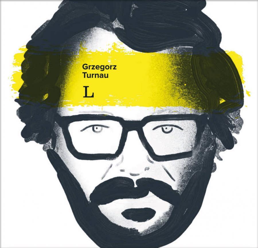 """""""L"""" to album, na którym znajduje się kilkadziesiąt nigdy dotychczas niewydanych nagrań audio i video. """"L"""" to retrospekcja, będąca wyborem najbardziej, mniej i najmniej znanych utworów, z tymi wcale nieznanymi - w tle. L - jak labirynt. L - jak lamus. L - jak 50.  Album składa się z dwóch płyt CD z nigdy wcześniej niepublikowanym materiałem, oraz DVD z największymi przebojami artysty w wersjach live, a także teledyskami i utworami z repertuaru innych artystów.  """"L"""" Grzegorz Turnau Premiera: 13 października Wydawca: Wydawnictwo Agora"""