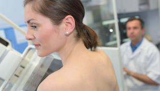 Badanie piersi: mammografia