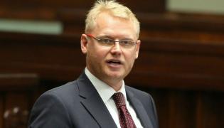 Pawł Gruza, wiceminister finansów (Fot. Sejm RP Krzysztof Białoskórski) (CC BY 2.0)