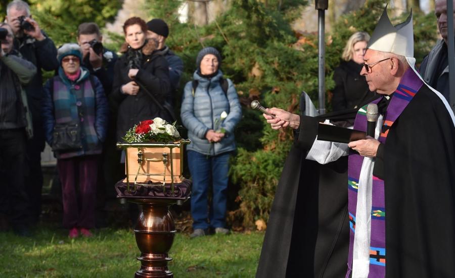 Pogrzeb Piotra Szczęsnego