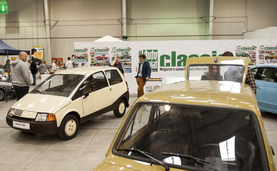 Beskid - samochód wyprzedził swoją epokę, ale ówczesne władze nie zdecydowały się na masową produkcję