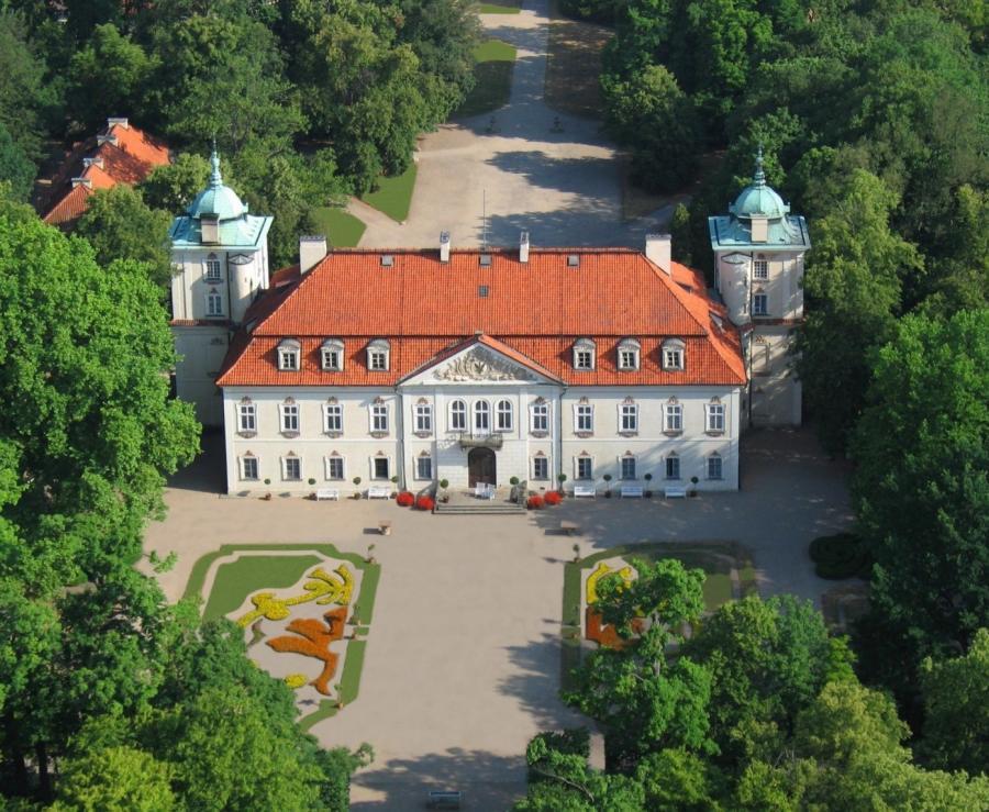 Arkadia i Nieborów - zespół pałacowo-parkowy