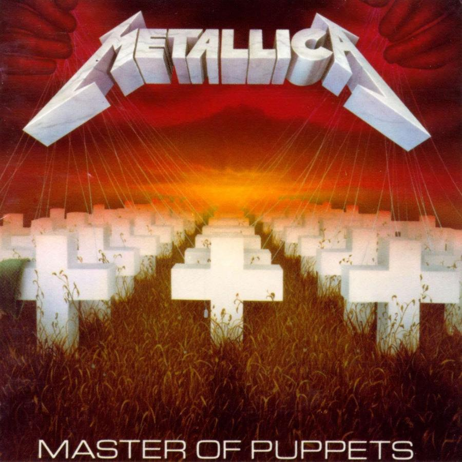 "Metallica ""Master Of Puppets"""