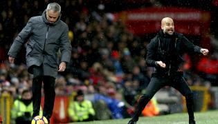 Jose Mourinho i Pep Guardiola