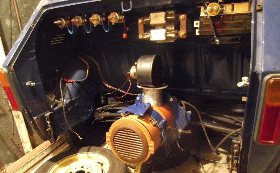 Elektryczny fiat 126p \