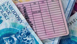 Pieniądze i prawo jazdy