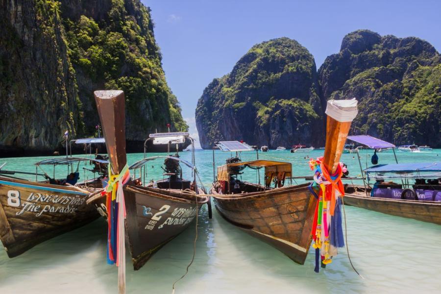 Tajlandia - Wyspa Phi Phi