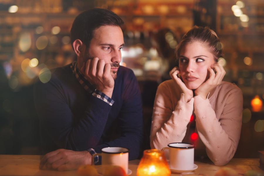 Nieudana randka
