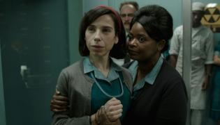 Sally Hawkins i Octavia Spencer