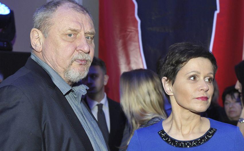 Andrzej Grabowski, Anita Kruszewska