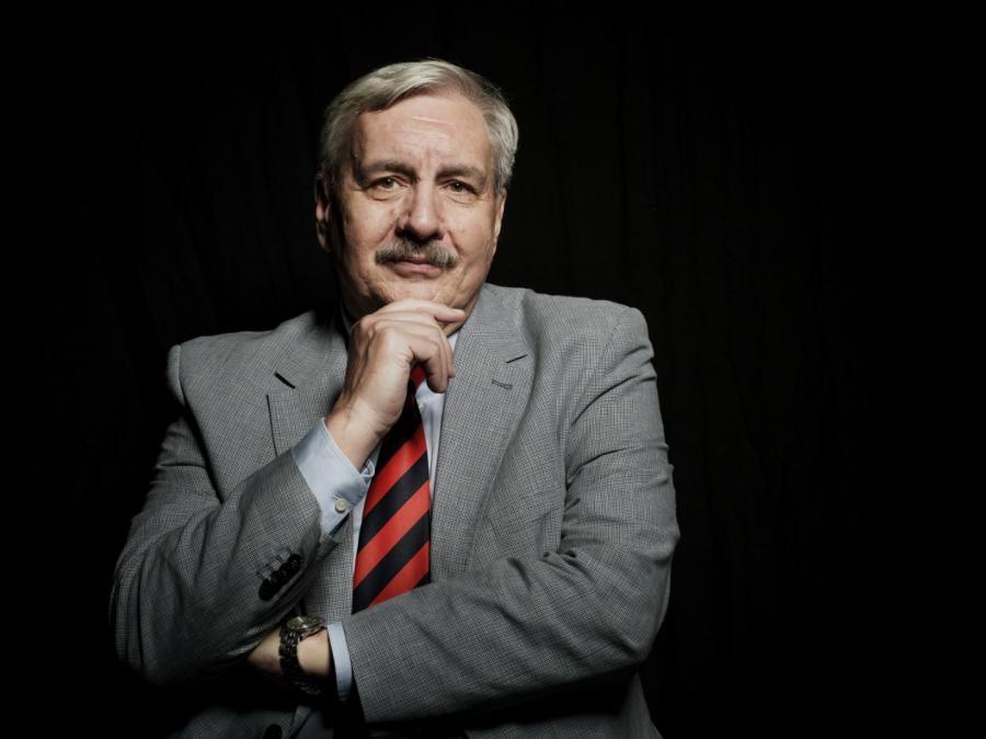 Jerzy Eisler   Fot. D. Golik