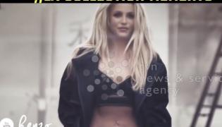 Britney Spears w kampanii Kenzo