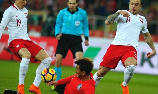 Zieliński bohaterem meczu z Koreą. To jego cudowny gol dał Polakom zwycięstwo