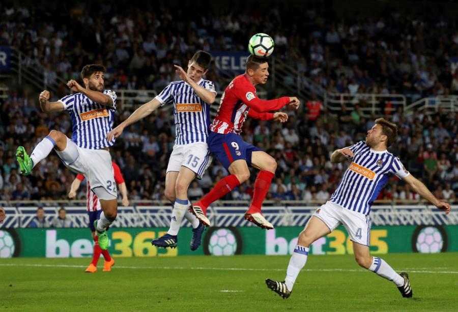 Real Sociedad - Atletico Madryt