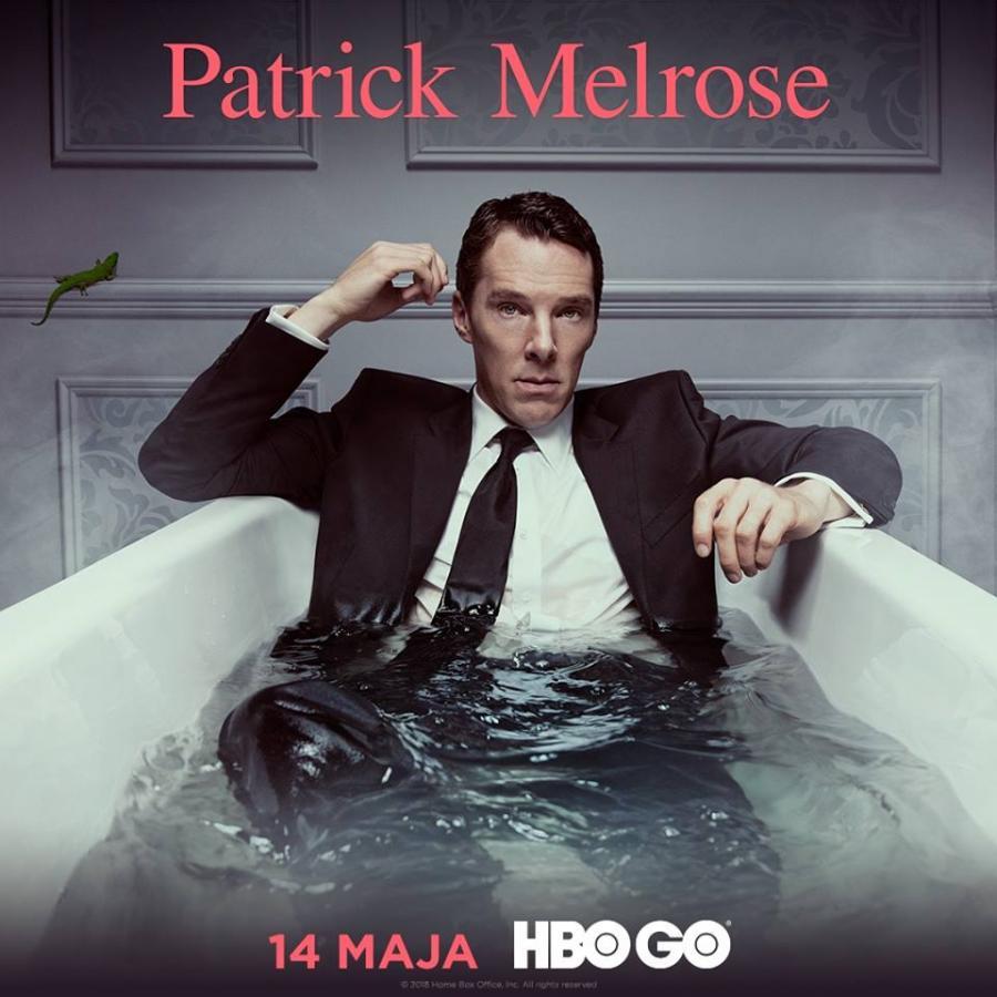 Benedict Cumberbatch jako Patrick Melrose