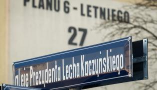 Zmiana nazw ulic