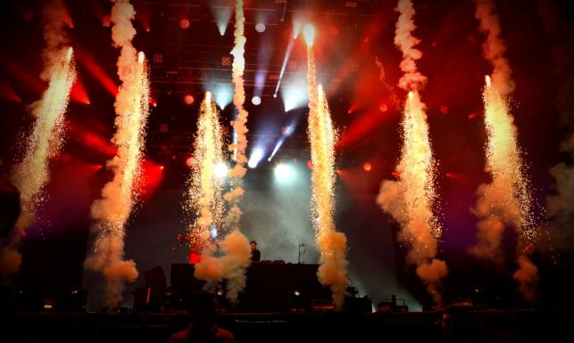 Mela Koteluk, Marcelina, The Dumplings, Axwell Ingrosso, czyli tak się bawiono na Orange Warsaw Festival [FOTO]