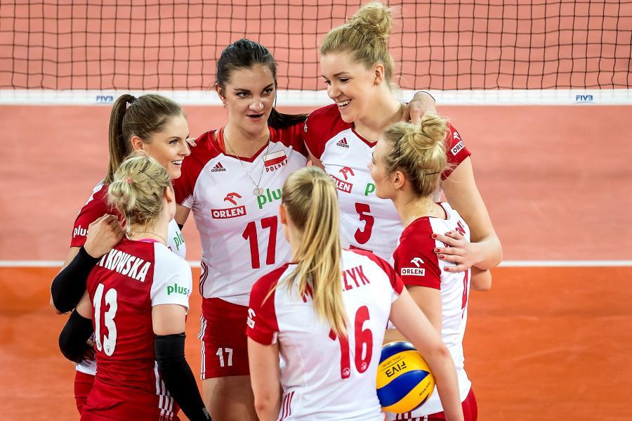 Zawodniczki reprezentacji Polski