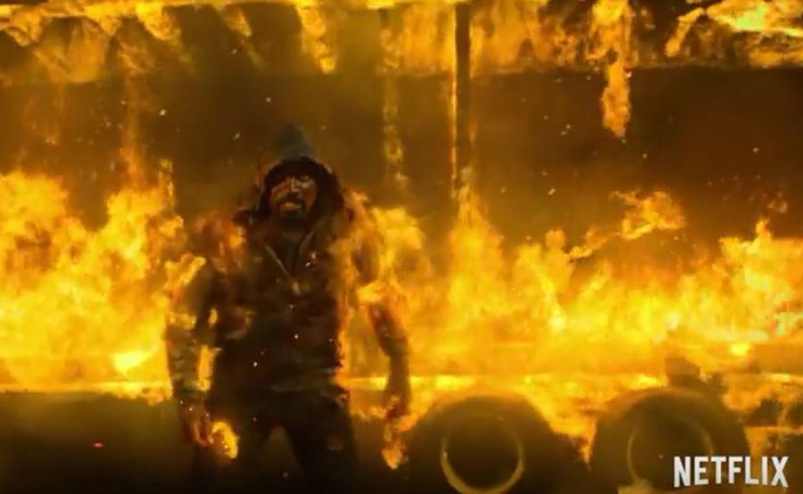 Luke Cage. Sezon 2 - kadr z trailera