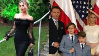 Doda, Małgorzata Rozenek-Majdan i Radosław Majdan