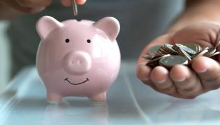pieniądze, oszczędzanie