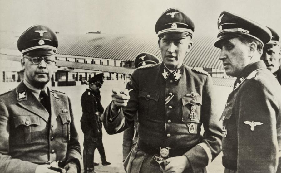 Heinrich Himmler i Reinhard Heydrich