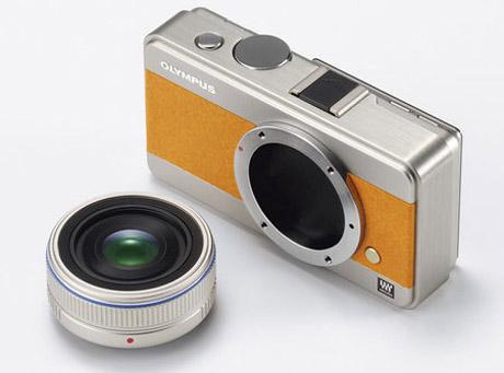 Kuszący prototyp aparatu Olympusa