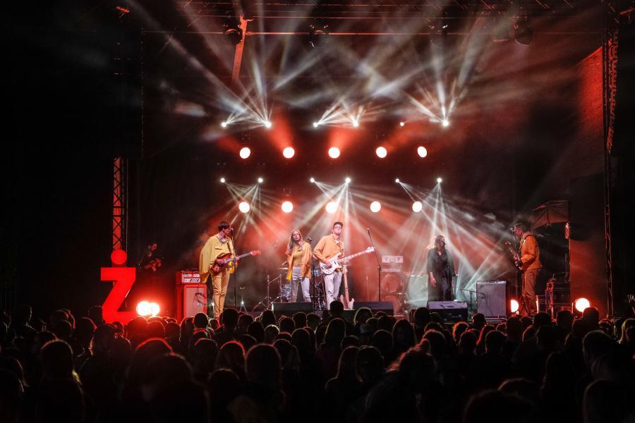 Koncert Męskie Granie 2018 w Żywcu fot. D. Kramski